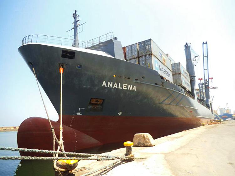 M/V Analena