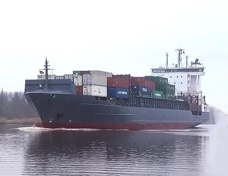 MV AKACIA