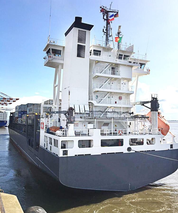 MV ALANA